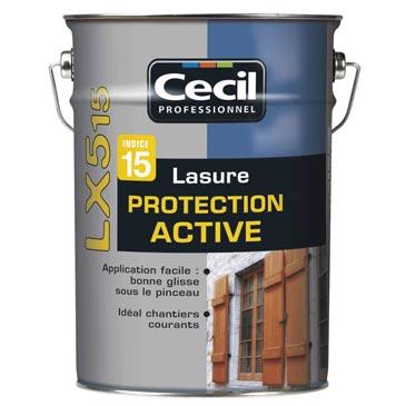Peinture bois lasures bois ext rieures les mat riaux for Peinture revetement exterieur aluminium