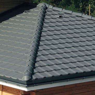 couverture de toit composez votre toiture les mat riaux. Black Bedroom Furniture Sets. Home Design Ideas