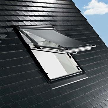 Couverture de toit composez votre toiture les mat riaux for Reglementation fenetre de toit