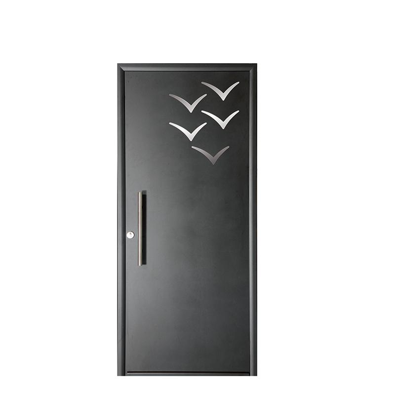 Porte d 39 entr e oc an les mat riaux for Reglage porte d entree aluminium