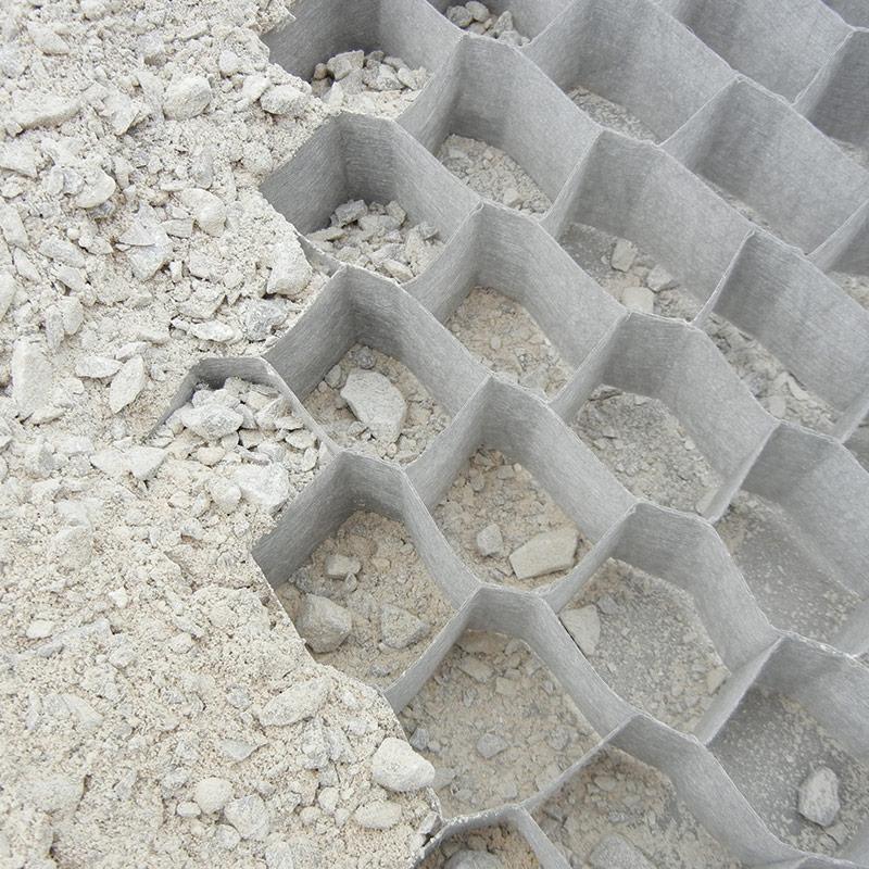stabilisateur de graviers dupont plantex groundgrid