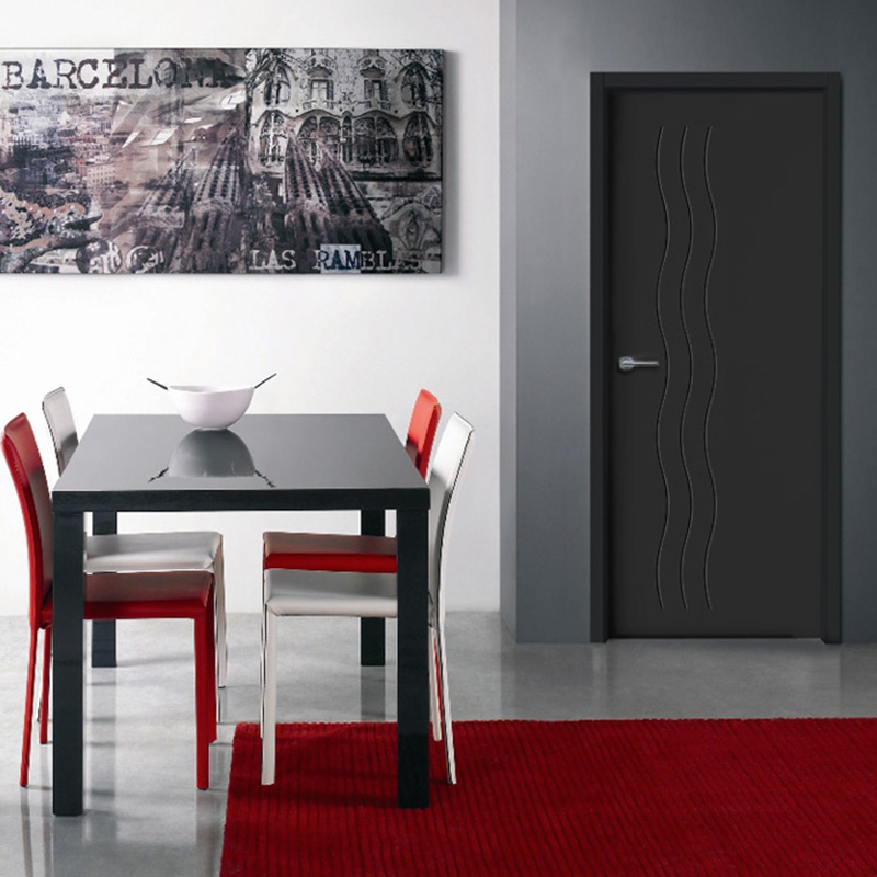 porte postform e moderna cascade les mat riaux. Black Bedroom Furniture Sets. Home Design Ideas
