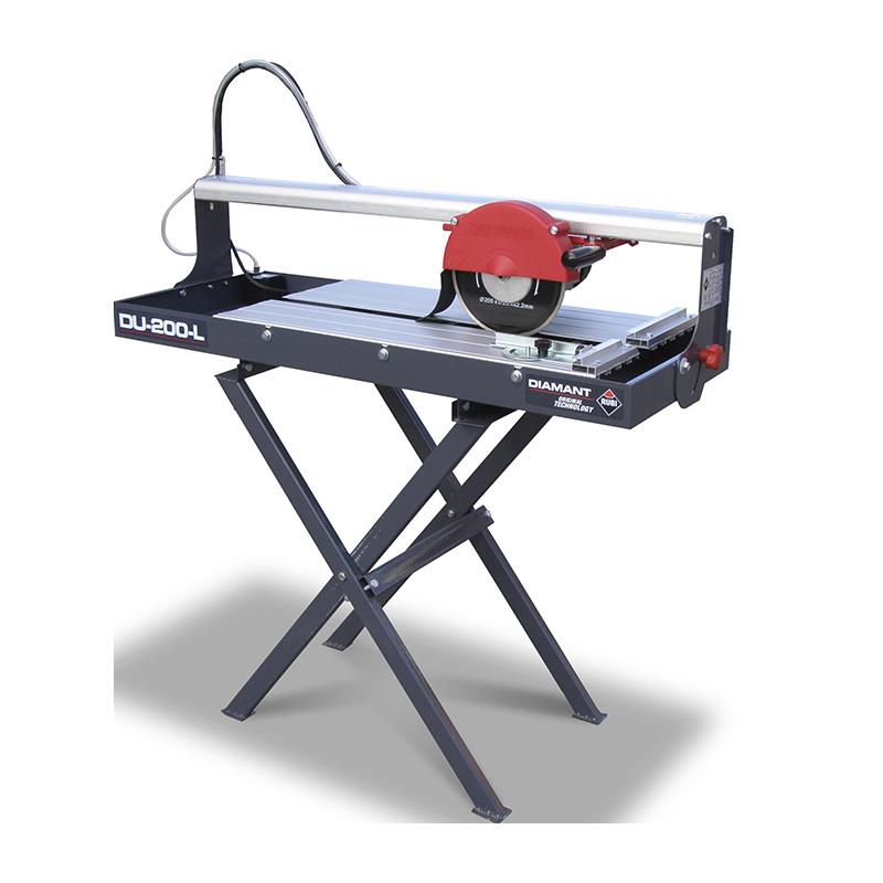 Scie de carreleur du 200 l bl table support outils for Scie a carrelage