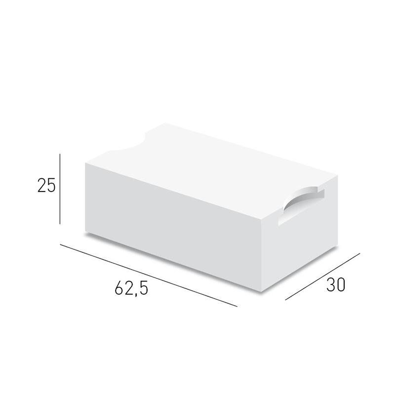 Bloc cellulaire monomur ytong en 30 et 36 5 cm les mat riaux - Beton cellulaire resistance thermique ...
