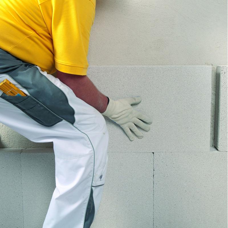 panneaux isolants multipor les mat riaux. Black Bedroom Furniture Sets. Home Design Ideas