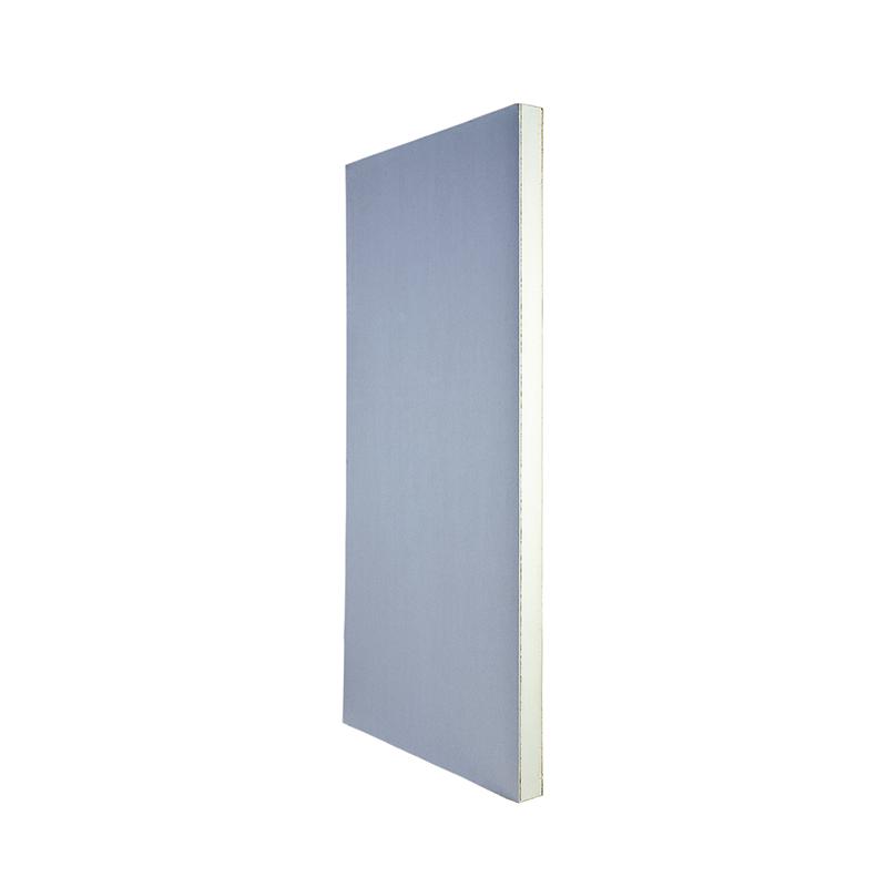 isolant thermique pour murs avec plaque de pl tre sur une. Black Bedroom Furniture Sets. Home Design Ideas