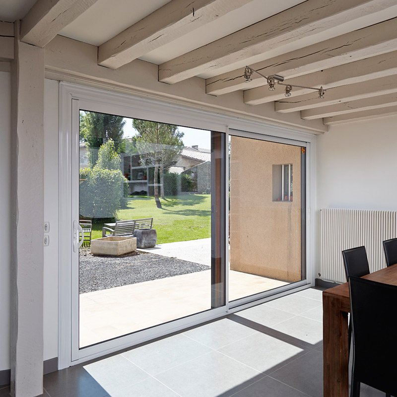 coulissants et galandages lumin a les mat riaux. Black Bedroom Furniture Sets. Home Design Ideas