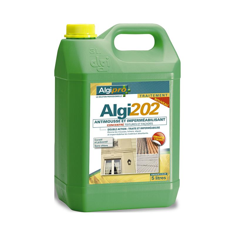 Algi202 produits de traitement am nagement ext rieur - Produit de traitement impermeabilisant des tuiles ...