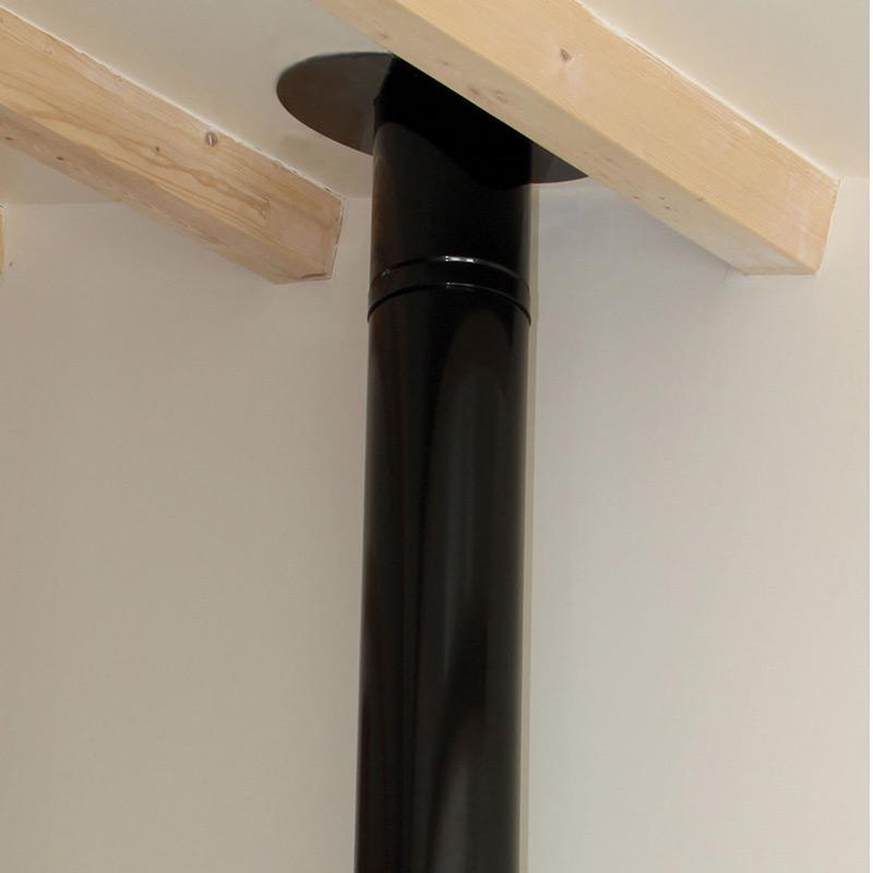 Conduits therminox les mat riaux for Conduit cheminee exterieur poujoulat