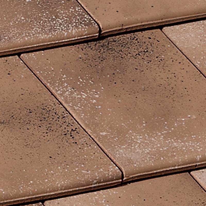 Tuile terre cuite fontenelle les mat riaux for Tuile plate rouge vieilli