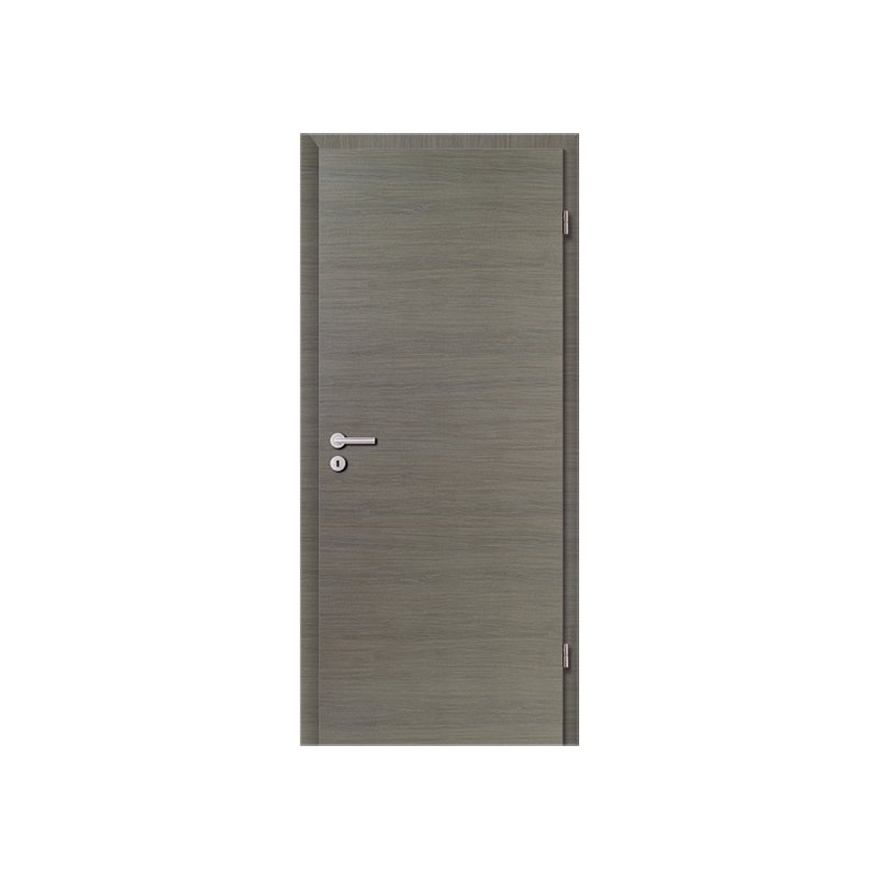 Porte structura gris clair les mat riaux for Porte ame tubulaire