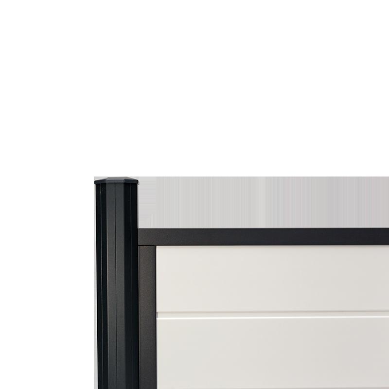 pare vue pvc panneaux pare vue les mat riaux. Black Bedroom Furniture Sets. Home Design Ideas