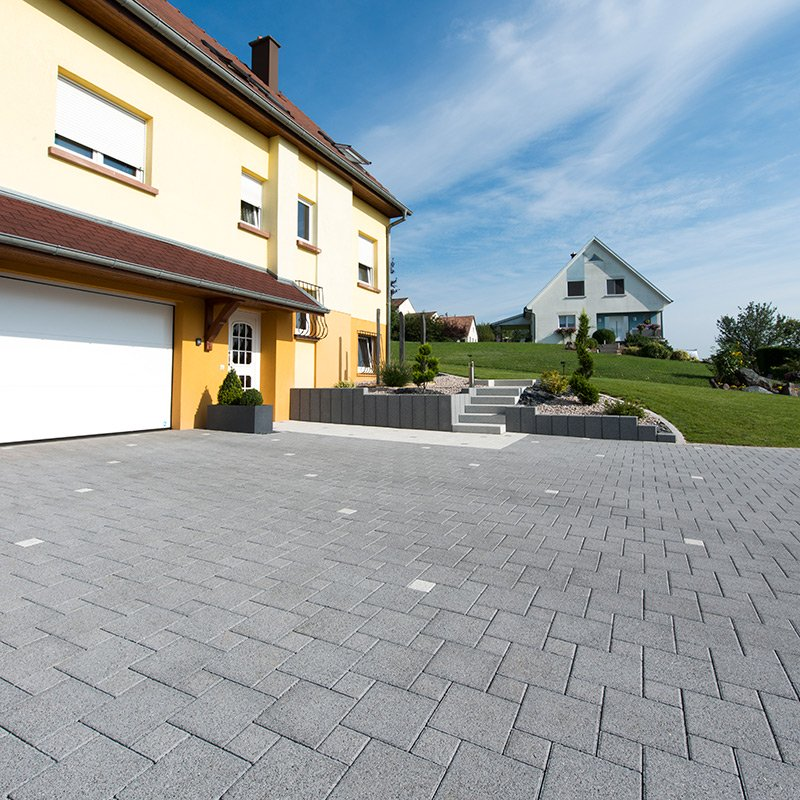 Pave velouro pav s am nagement ext rieur for Pave beton exterieur