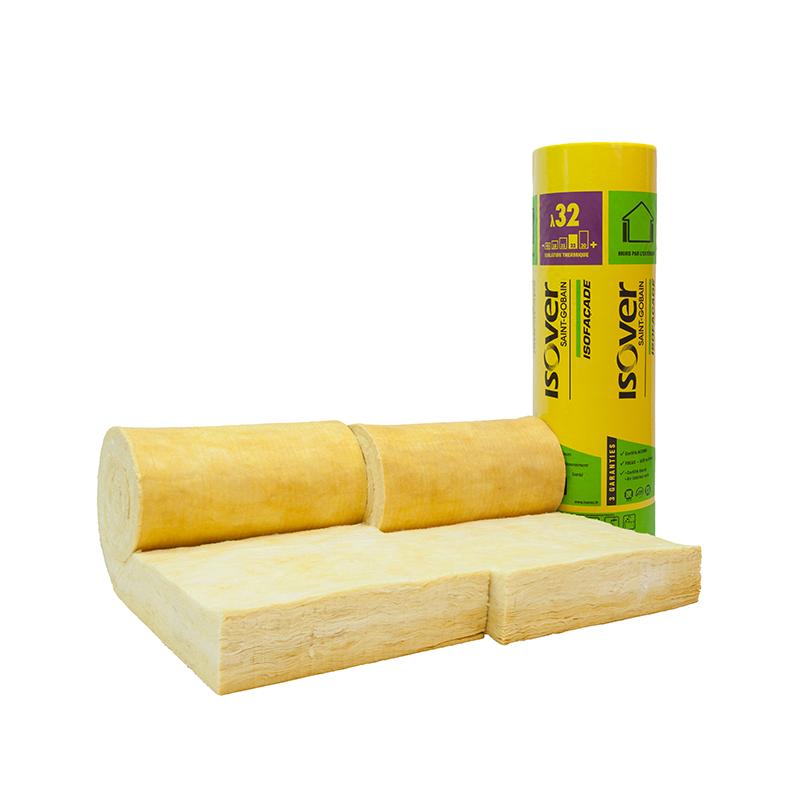 panneau de laine de verre isofa ade 32r les mat riaux