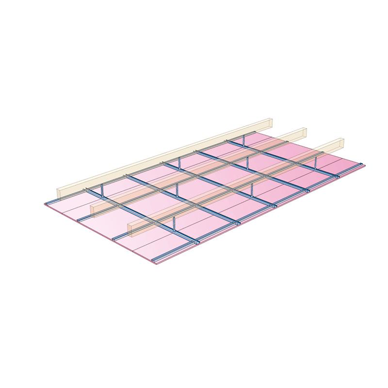 Plaque de pl tre placoflam ba 13 nf 120 250 les mat riaux - Plaque de platre exterieur ...