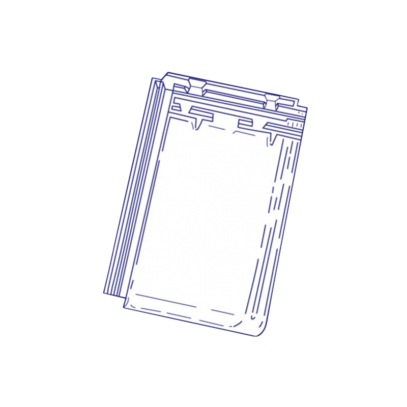 tuile en verre alpha 10 irb les mat riaux. Black Bedroom Furniture Sets. Home Design Ideas