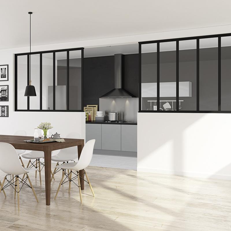 coulissants verri res coulidoor les mat riaux. Black Bedroom Furniture Sets. Home Design Ideas