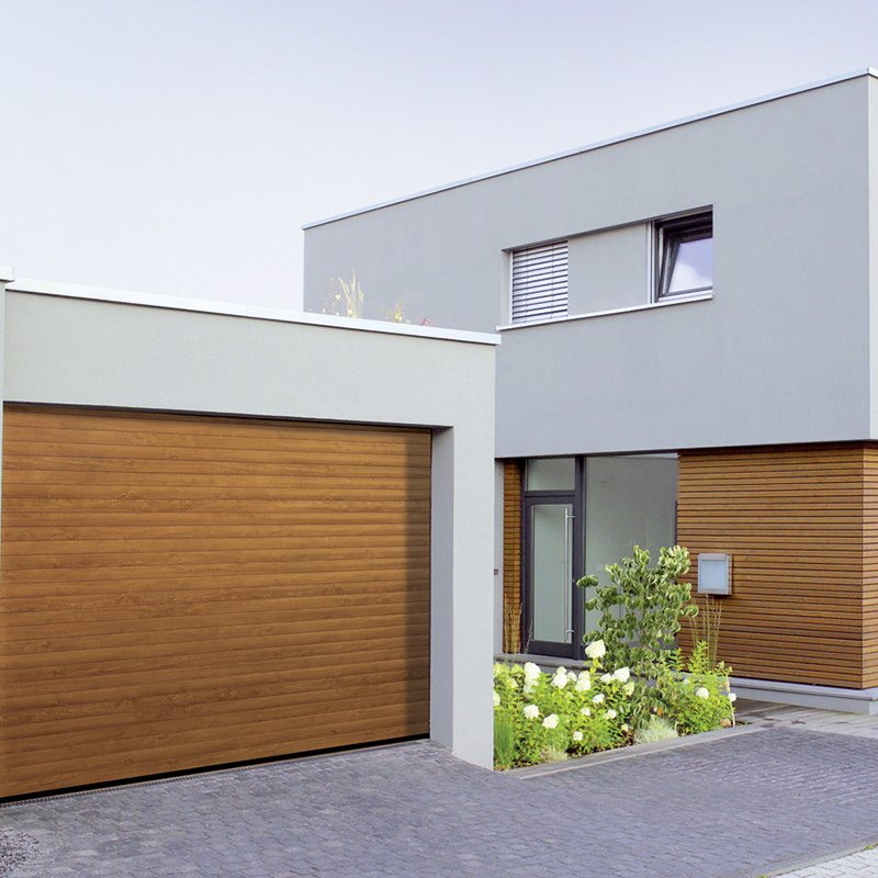 Portes de garage porte enroulable rollmatic hormann les for Porte de garage enroulable isolante