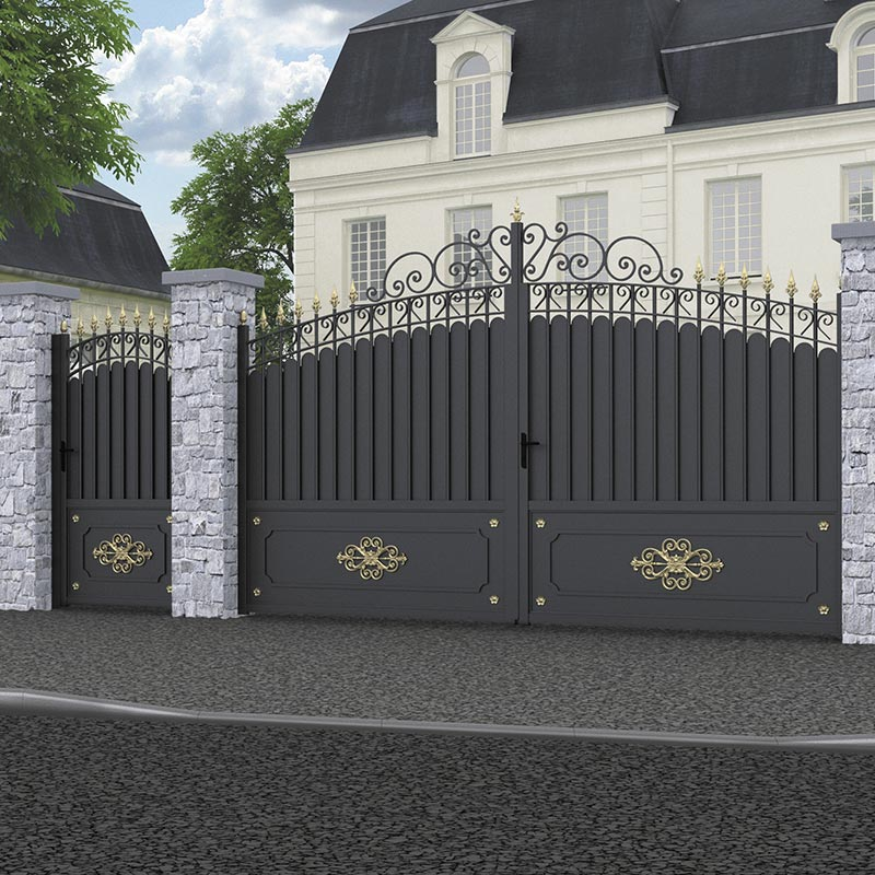 portail grammont les mat riaux. Black Bedroom Furniture Sets. Home Design Ideas