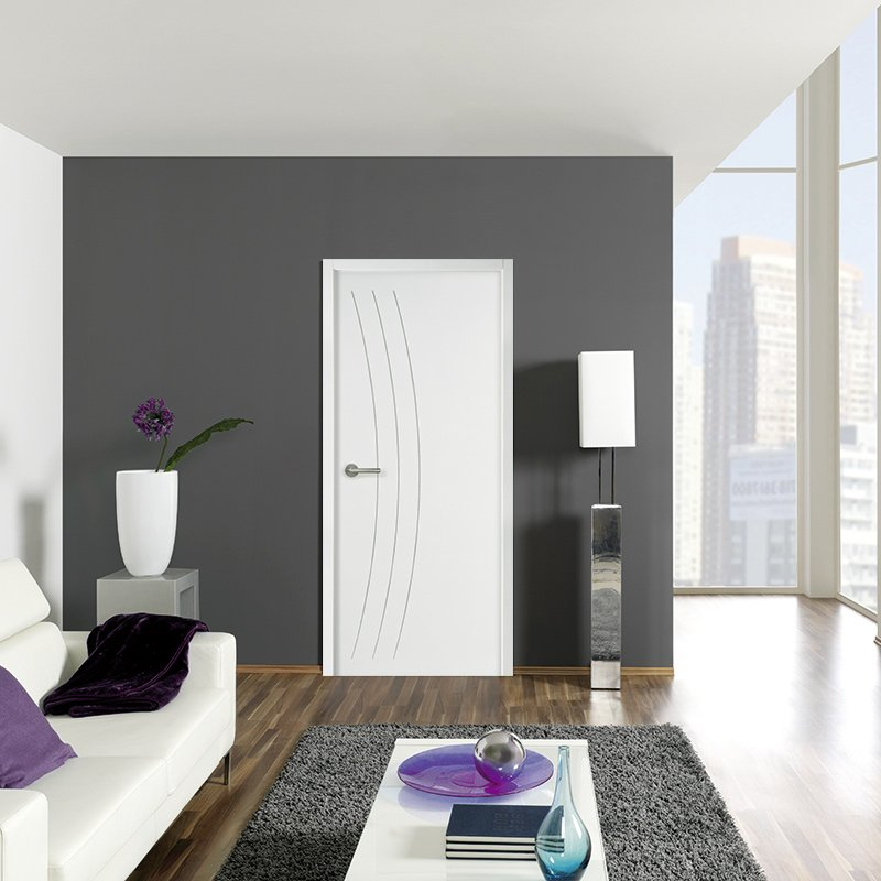 portes groove onde jeldwen les mat riaux. Black Bedroom Furniture Sets. Home Design Ideas