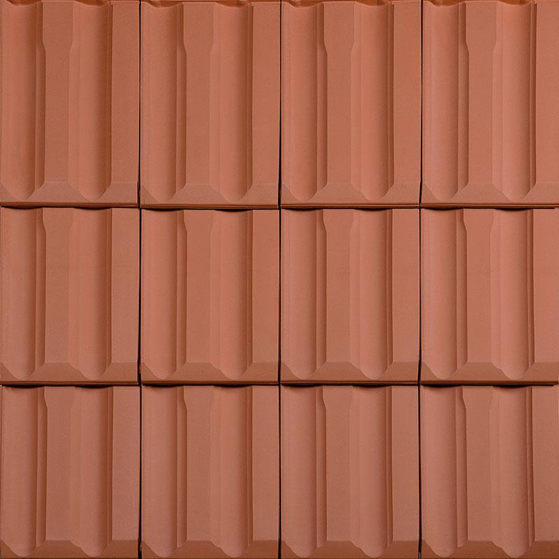 Tuile optima les mat riaux for Koramic tuile