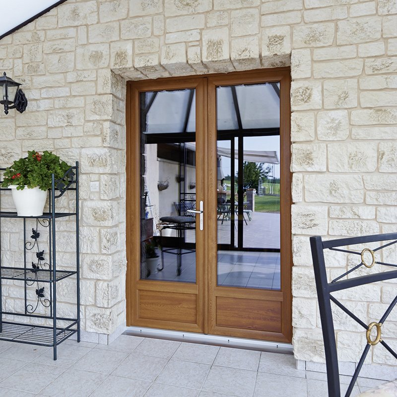fen tre pvc cybel les mat riaux. Black Bedroom Furniture Sets. Home Design Ideas