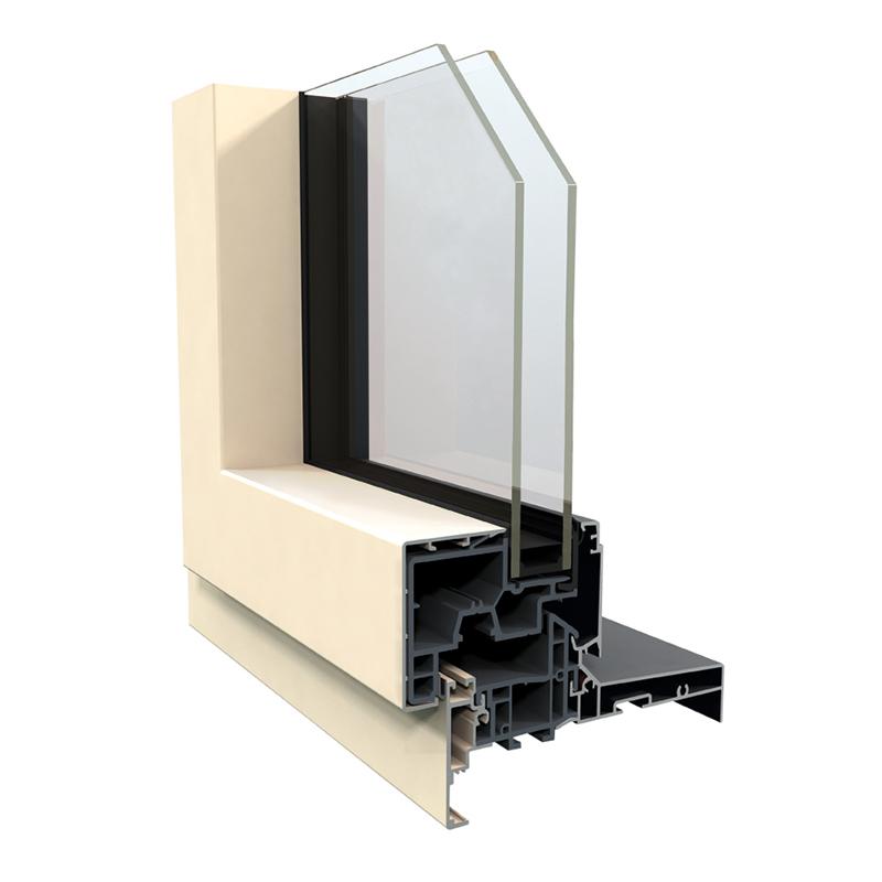 fen tres aluminium m3d alu les mat riaux. Black Bedroom Furniture Sets. Home Design Ideas