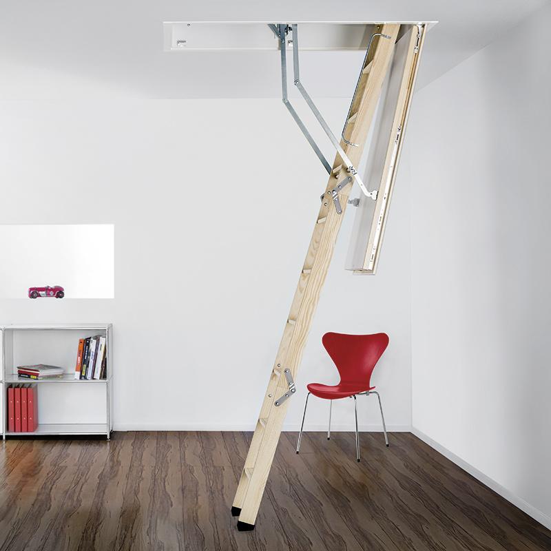 escalier escamotable designo roto les mat riaux