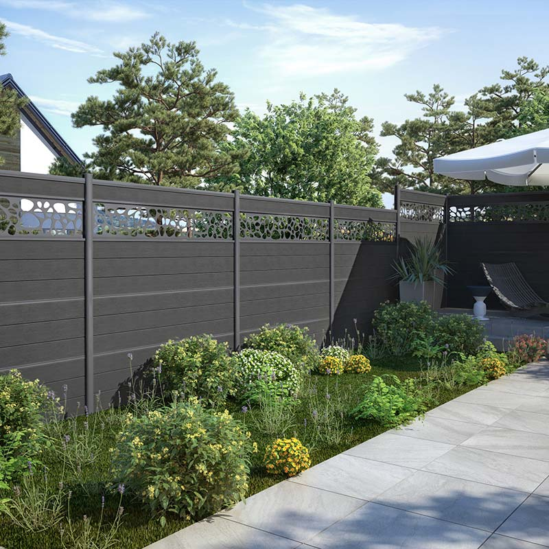pare vue modulable atmosph re les mat riaux. Black Bedroom Furniture Sets. Home Design Ideas