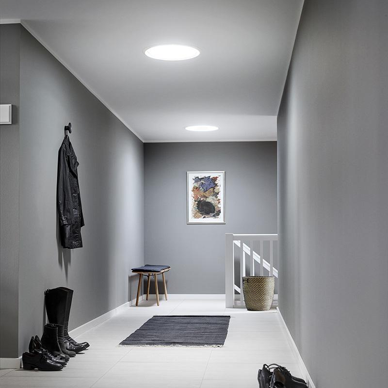 conduit de lumi re naturelle sun tunnel velux les mat riaux. Black Bedroom Furniture Sets. Home Design Ideas