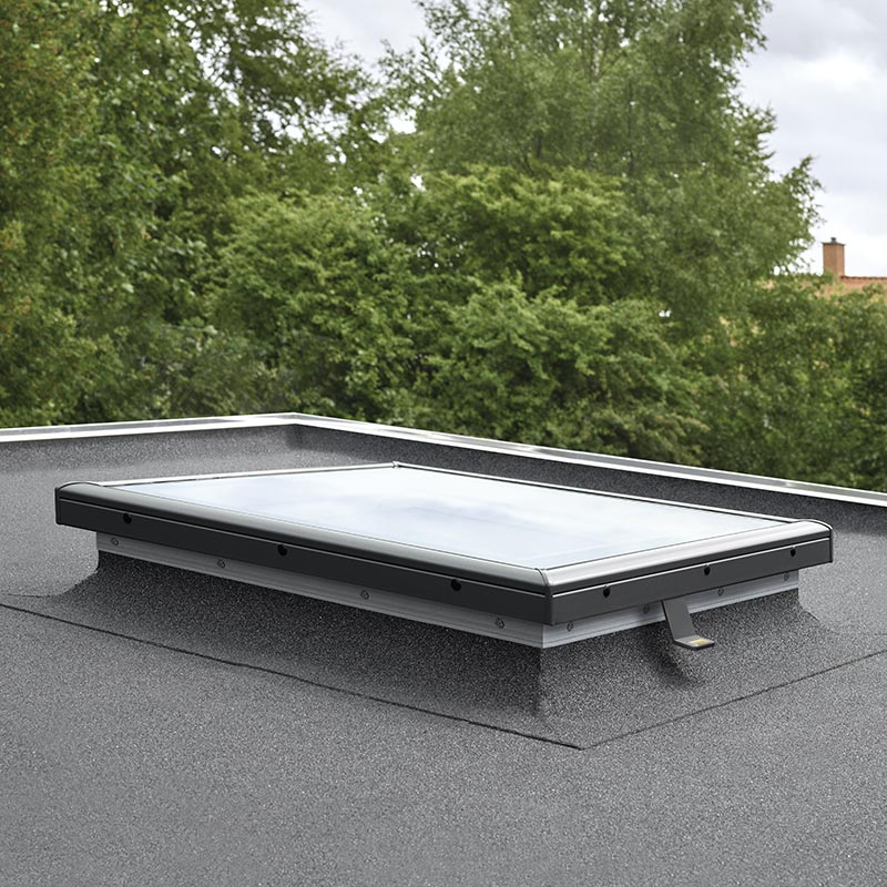 fen tre pour toit plat velux les mat riaux. Black Bedroom Furniture Sets. Home Design Ideas