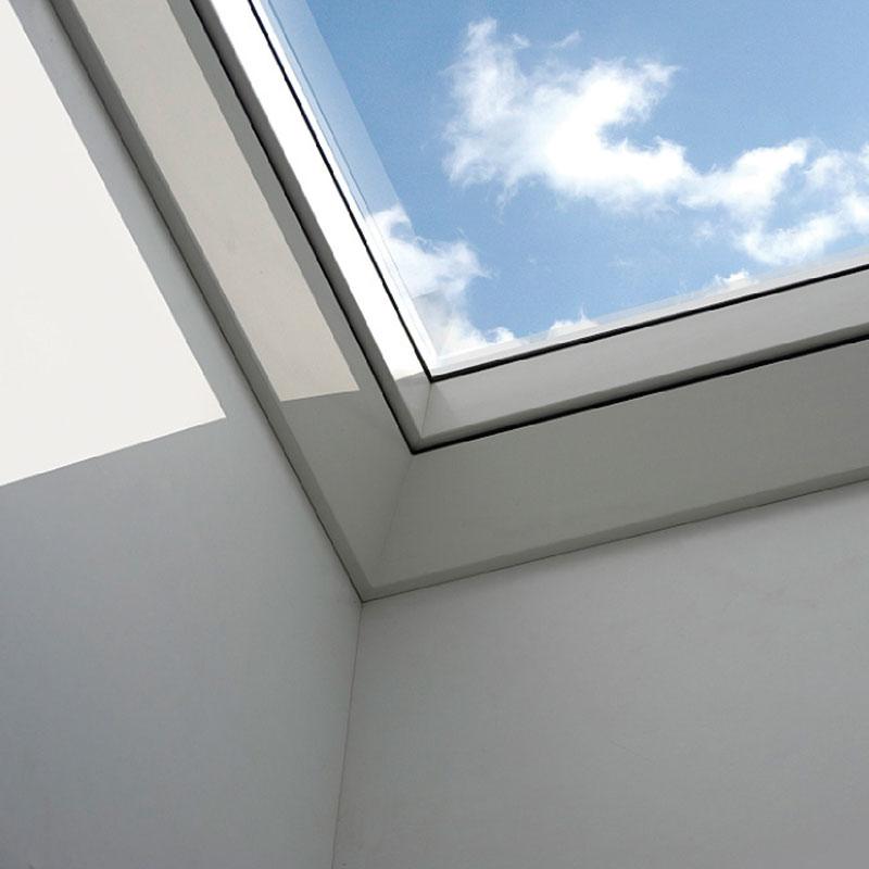 velux toit plat elegant with velux toit plat great coupe de la pour toit plat with velux toit. Black Bedroom Furniture Sets. Home Design Ideas