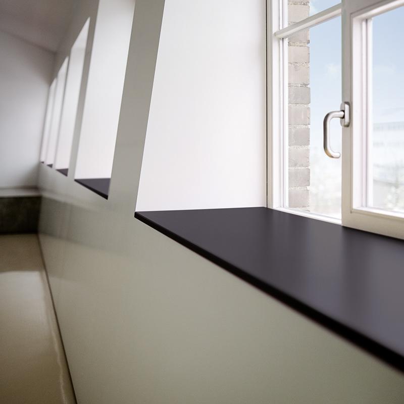 Appui De Fenêtre Compact Werzalit | Les Matériaux