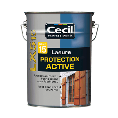 Lasure protection active Cecil Pro