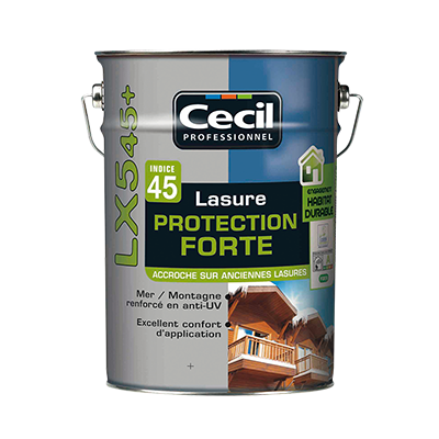Lasure protection forte Cecil Pro