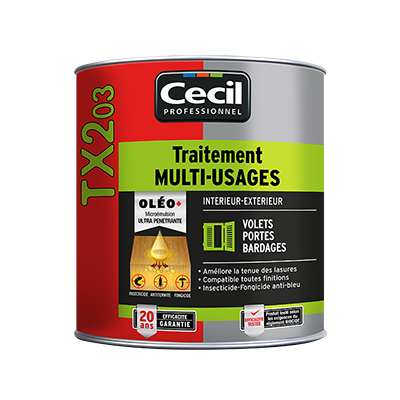 Traitement multi-usages Cecil Pro