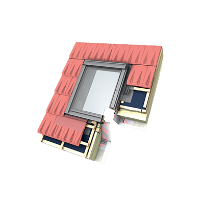 Fen tre coupole pour toit plat fen tres de toit les for Isolation fenetre hiver