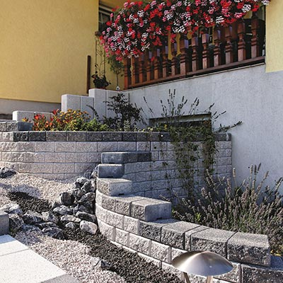Gabions murs couvertines parements les mat riaux for Protection mur exterieur enterre