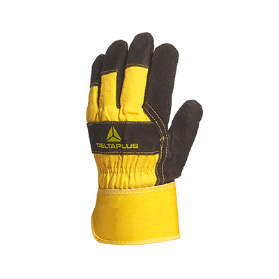 Gants manutention Black Delta plus