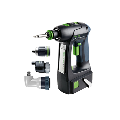 Perceuse-visseuse C 15 li 5,2-set Festool