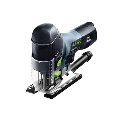 Scie sauteuse Carvex ps 420 ebq-plus Festool