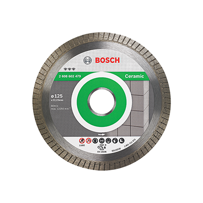Disque Extraclean turbo Bosch