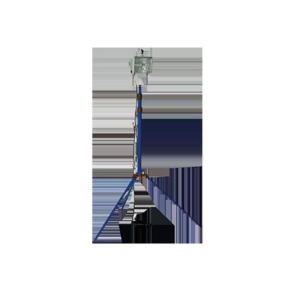 Lampe power jet light les mat riaux for Projecteur exterieur sur pied