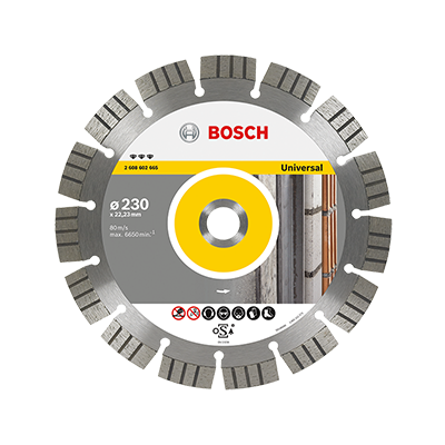 Disque Diamant best Bosch
