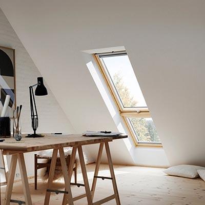 Verri res d angle fen tres de toit les mat riaux for Reglementation fenetre de toit