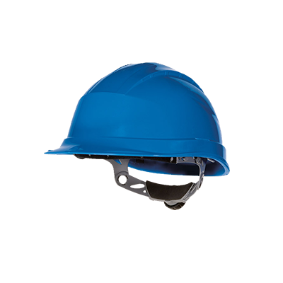 Casque de chantier Quartz 2 Delta plus