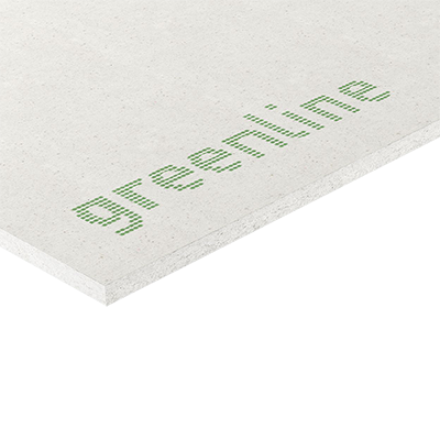 Plaque Plaque fibres-gypse greenline Fermacell