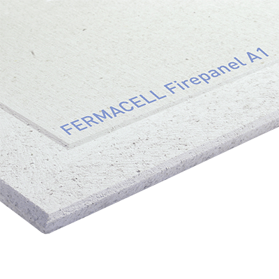 Plaque firepanel a1 Fermacell