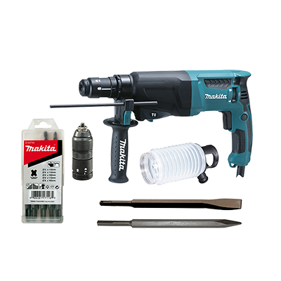 Perfo-burineur Sds-plus Makita