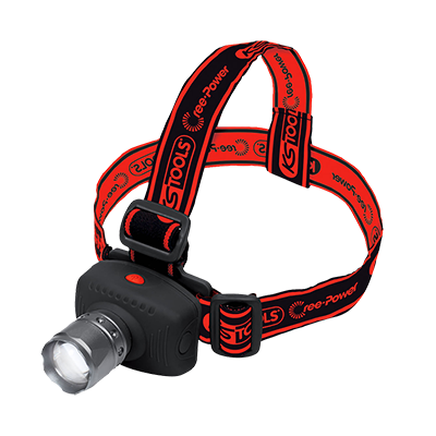 Lampe frontale Ledmax® cree-power Ks Tools